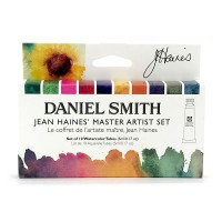 Daniel Smith Watercolour Jean Haines Master Artist Paint Set