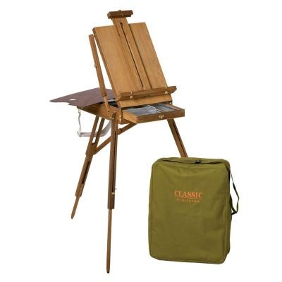Jullian Classic Full French Easel with carry bag