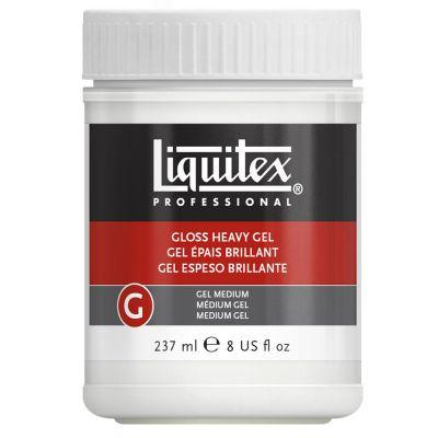Liquitex Gloss Heavy Gel Medium