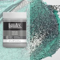 Liquitex Black Lava Gel Medium