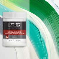 Liquitex Slow-Dri Blending Gel Medium