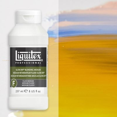 Liquitex Slow-Dri Blending Fluid Medium