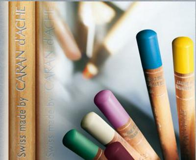 Caran d'Ache Luminance Pencils