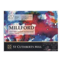 Millford 140lb Watercolour Paper Block