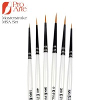 Pro Arte Masterstroke Miniature 6 Brush Set MSA