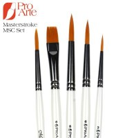 Pro Arte Masterstroke Medium Brush 5 Set MSC