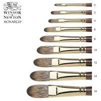 Monarch Filbert Brush