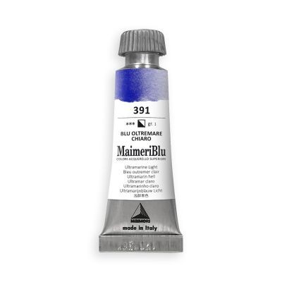 Maimeri Blu Artists Watercolour 12ml Tubes