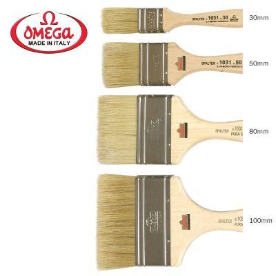 Omega Flat Bristle Brush Series 1031N