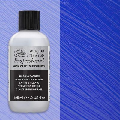 Winsor & Newton Professional Acrylic UV Gloss Varnish