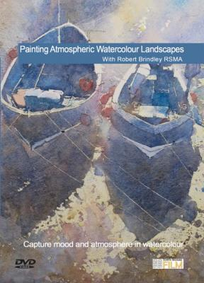 Painting Atmospheric Watercolour Landscapes DVD