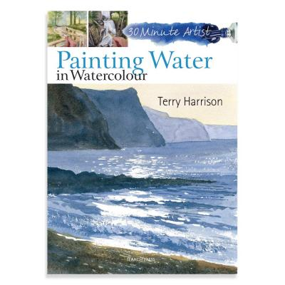 30 Minute Artist Painting Water in Watercolour