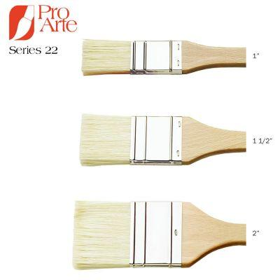 Series 22 Varnish Brush Flat