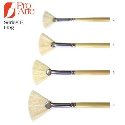 Series E Hog Fan Brush