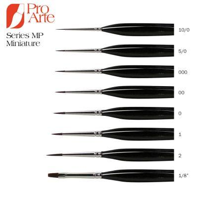 Pro Arte Series MP Miniature Painting Brush