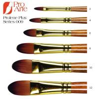 Prolene Plus Series 009 Filbert Brush