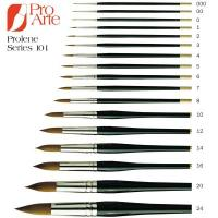 Prolene Series 101 Water Colour Brush Round