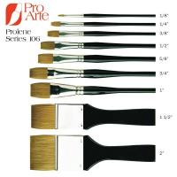 Prolene Series 106 Flat One Stroke Brush