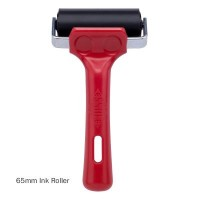 Essdee Hard Rubber Lino Roller (Brayer) 65mm