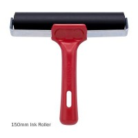 Essdee Hard Rubber Lino Roller (Brayer) 150mm