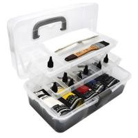 Sennelier Abstract Acrylic Artbin Box Set