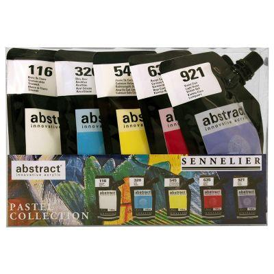 Sennelier Abstract Acrylic Pastel Set