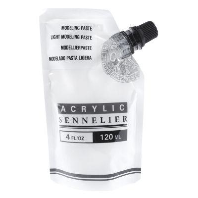 Sennelier Abstract Acrylic Modeling Paste