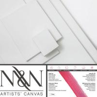 M&W Standard Stretched Canvas Carton (Metric)