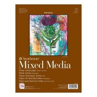 Strathmore 400 Series Mixed Media Paper Pads