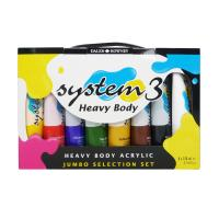 System 3 Heavy Body Jumbo Selection Set plus DVD