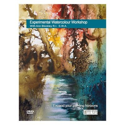 Experimental Watercolour Workshop with Ann Blockley DVD