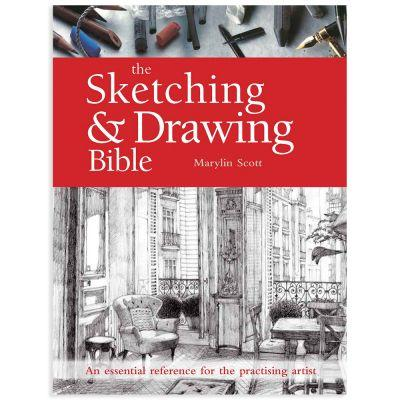 The Sketching & Drawing Bible