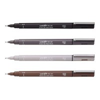 Uni Pin Fine Line Pens from Uni-Ball