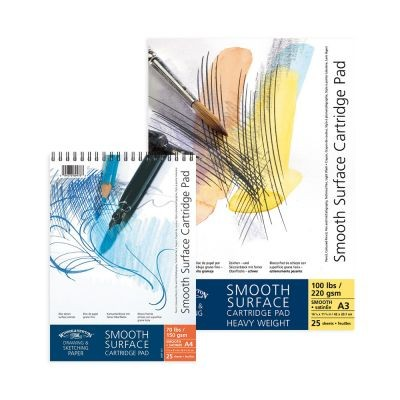 Winsor & Newton Smooth Surface Sketching Pads