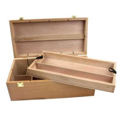 Howden Wooden Art Box