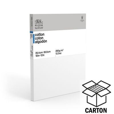 Winsor & Newton Classic Standard Canvas Cartons (Imperial)