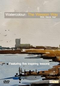 Watercolour the Wesson Way with Steve Hall DVD