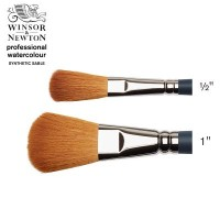 Professional Watercolour Synthetic Sable Mop Brush