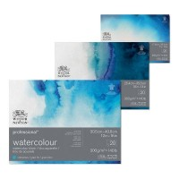 Winsor & Newton Professional Watercolour Paper Blocks