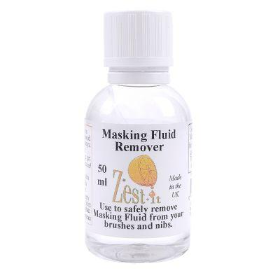 Zest-It Masking Fluid Remover