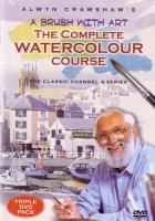 A Brush With Art - The Complete Watercolour Course DVD