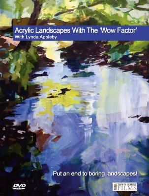 Acrylic Landscapes With The Wow Factor