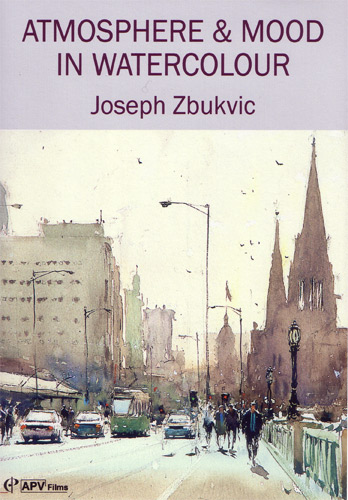 Atmosphere Amp Mood In Watercolour With Joseph Zbukvic Dvd