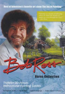 Bob Ross Barns Collection DVD