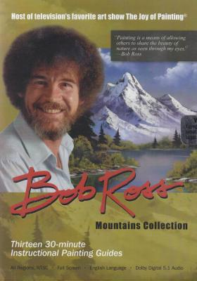 Bob Ross Mountains Collection DVD