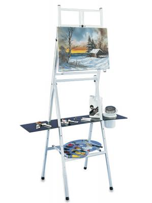 Bob Ross 2-in-1 Studio Easel