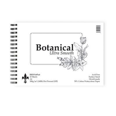 Botanical Ultra Smooth Fat Pads