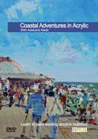 Coastal Adventures in Acrylic With Adebanji Alade DVD