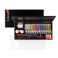 Cobra Artist Water Mixable Oil Colour Explore Box