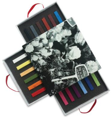 Conte Carres Gift Box of 18